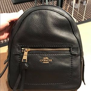 100% Authentic NWT Coach Andi Bachpack